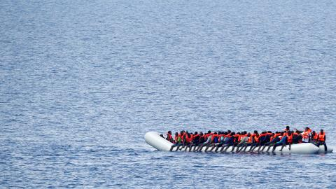 At least seven refugees dead as boat capsizes off Turkish coast
