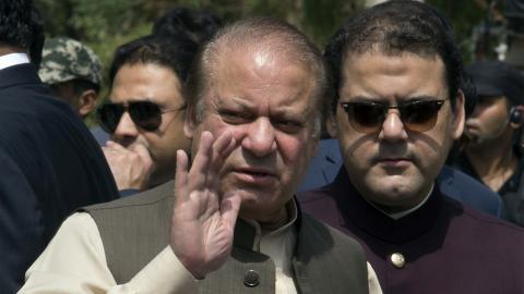 Sharif resigns as Pakistan PM after top court disqualifies him