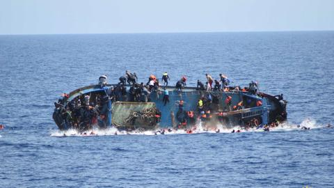 Tunisian families seek missing migrant relatives