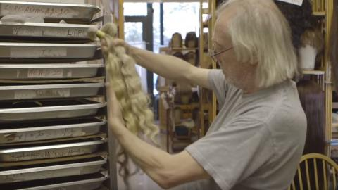 US wigmakers - a vanishing breed