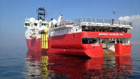 Turkey's new seismic vessel to drill for oil & gas