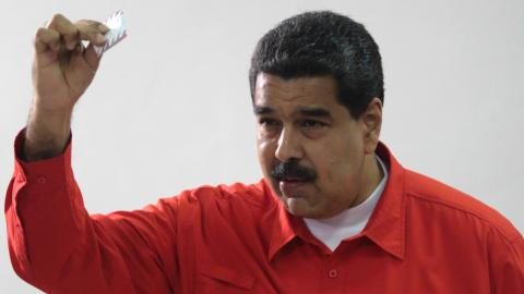 What is Maduro offering Venezuelans with his new assembly?