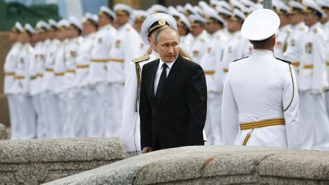 Putin says US must cut 755 diplomatic staff in Russia