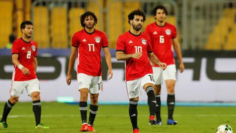 Egyptian footballers Salah and Elneny test positive for Covid-19