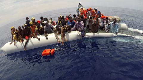 Amnesty aghast at Italy's bid to send warships to Libyan waters