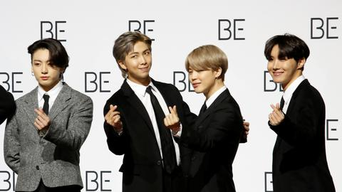 BTS releases new album 'BE' after huge success of 'Dynamite'