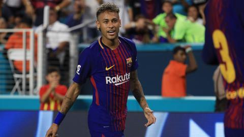 Barcelona block Neymar's $31M bonus