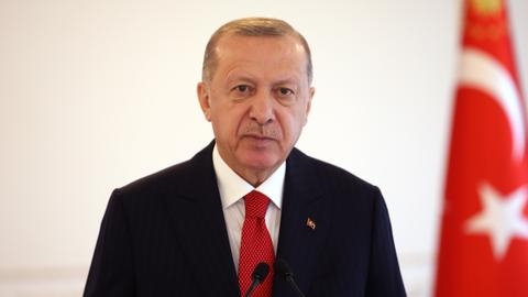 Erdogan: Turkey sees itself 'nowhere else but in Europe'