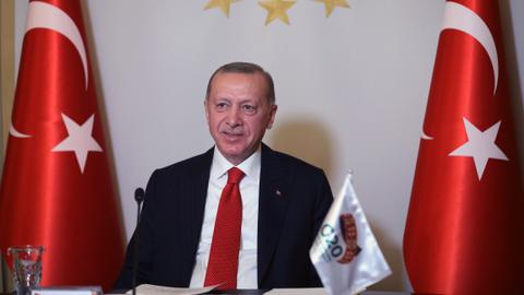 Erdogan: G20 must ensure everyone has Covid-19 vaccine access