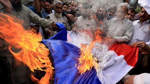 Pakistan minister's Nazi taunt irks France