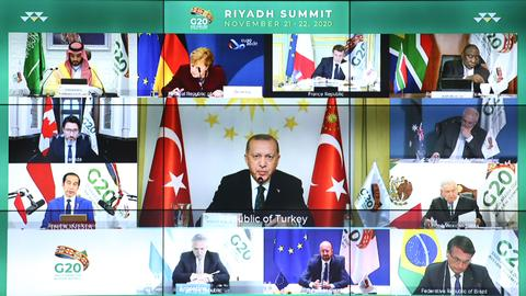 Erdogan to G20 leaders: Turkey deported nearly 9,000 foreign terrorists