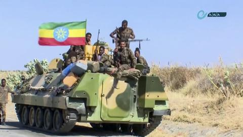 Ethiopia to Tigray forces: 'Surrender peacefully' within 72 hours
