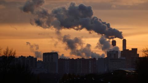 UN: Greenhouse gases rise despite Covid-19 lockdowns