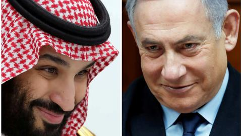 Netanyahu holds secret talks with Crown Prince MBS, Pompeo in Saudi Arabia