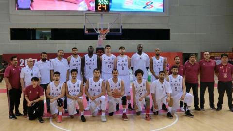 Qatar's basketball team faces isolation amid ongoing crisis