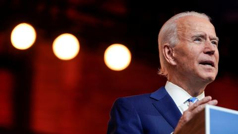 Biden: Americans 'won't stand' for attempt to derail election results