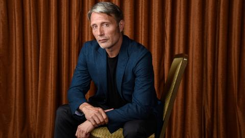 Hannibal's Mikkelsen to replace Depp in next 'Fantastic Beasts' movie