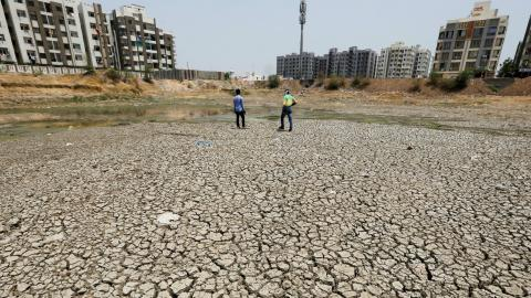 Parts of South Asia could be too hot to live in by 2100