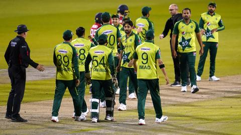 Members of Pakistan cricket squad positive for Covid-19 in New Zealand