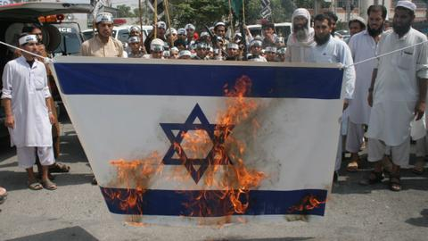 What do Pakistanis have to say about recognising Israel?