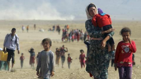 Yazidis plan a return to Sinjar where memories of massacre linger