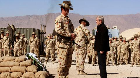 War crimes in Afghanistan: Australian soldiers face discharge over killings