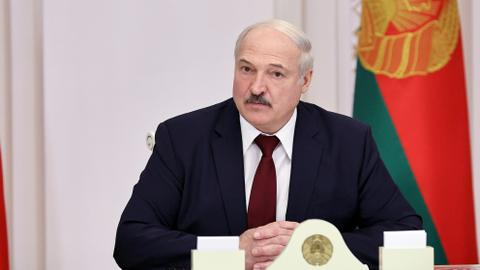 Lukashenko: I will resign once Belarus adopts new constitution