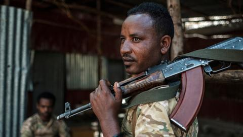 Tigrayforces claim downing Ethiopian military plane, retaking Axum town