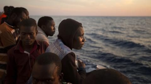 Italy takes controversial steps to rein in refugee rescue boats