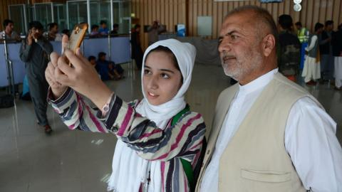 Father of Afghan robotics team captain killed in suicide bombing