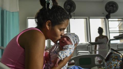 Venezuela's health care system crumbles amid political unrest