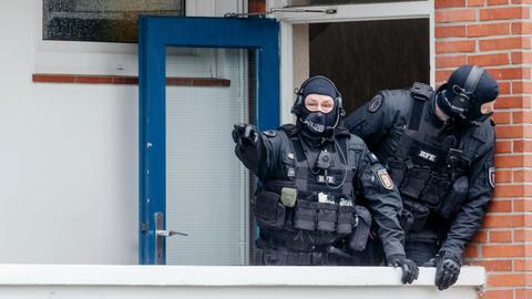 Germany bans group seeking to restore Nazi dictatorship, police raid homes