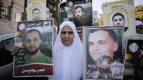Palestinians suffer as Israel withholds prison visitations