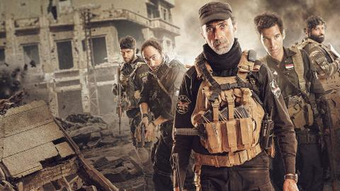 Netflix's Mosul tells a riveting tale of a SWAT team fighting Daesh