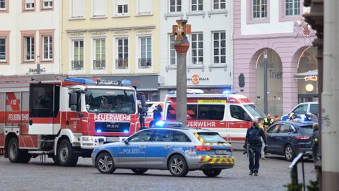 Several dead as car rams into pedestrians in Germany
