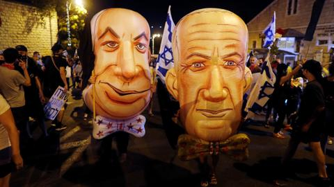 Israel may head to another poll as Gantz supports parliament dissolution