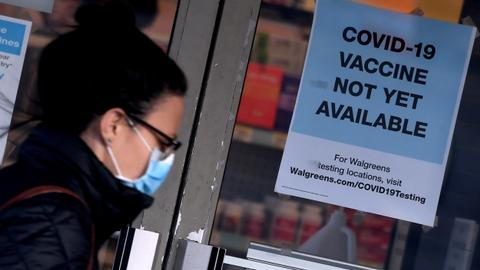 Which group of Americans will first get vaccinated from Covid-19?