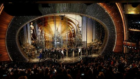 Oscars vows to hold in-person award ceremony in 2021