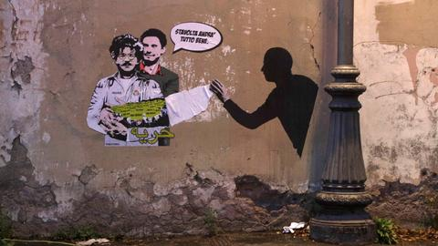 Italian student Giulio Regeni's murder continues to haunt Egypt
