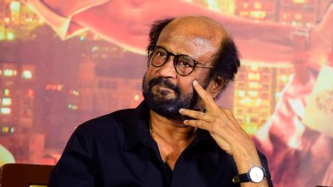Indian superstar Rajinikanth to launch political party
