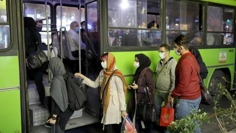 Iran crosses one million Covid-19 cases – latest updates