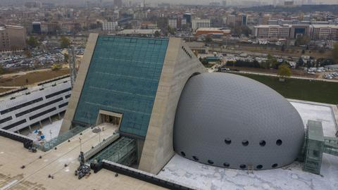 Turkey's Presidential Symphony Orchestra moves to new home