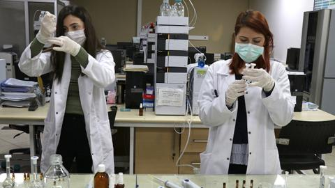 Turkey to use China's CoronaVac vaccine as early as December