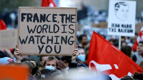 UN experts: France must revise police bill infringing on human rights