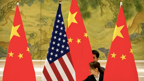 China dismisses US spy chief's claims as 'hodgepodge of lies'