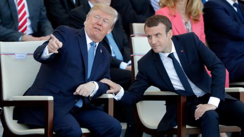 US delivers official notice of withdrawal from Paris Accord