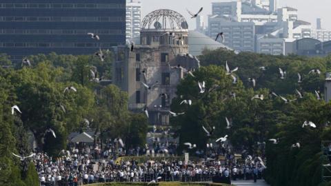 Hiroshima atomic bomb survivors speak out 72 years on