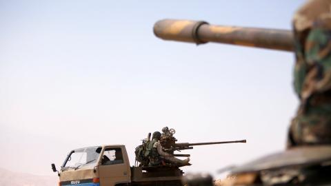 Syrian regime forces capture last Daesh bastion in Homs