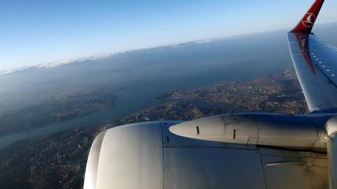 Turkish airports continue to see rise in passengers, cargo traffic