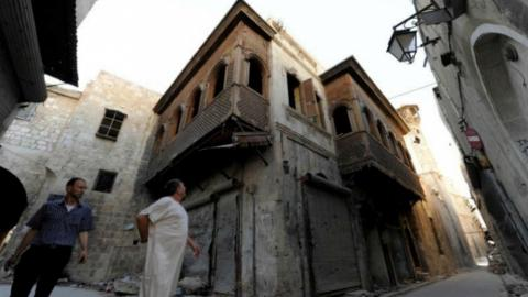 Aleppo looks to rebuild after years of war